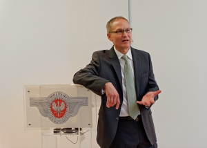 Conference at Hotel Polski in Old City Krakow